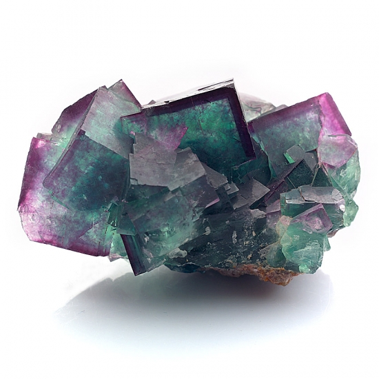 crystal therapy fluorite